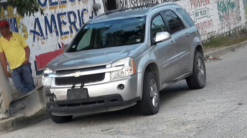 Colisión en Salina Cruz | El Imparcial de Oaxaca
