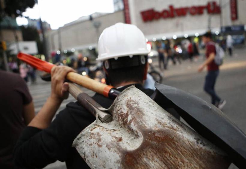Millennials, la fuerza de México para superar tragedia tras sismo   El Imparcial de Oaxaca