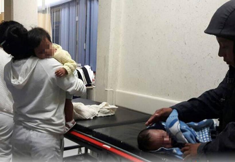 Abandonan a dos recién nacidos en la carretera | El Imparcial de Oaxaca