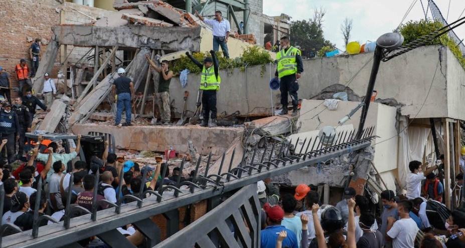 Piden a INE que dinero para partidos políticos sea destinado a damnificados por sismo   El Imparcial de Oaxaca