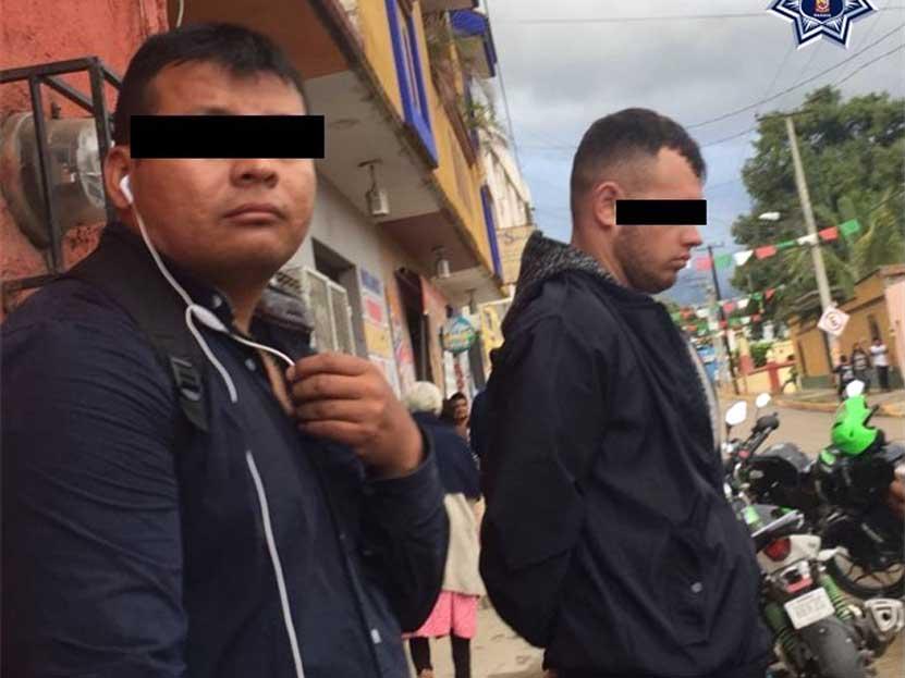 Detienen a extranjeros acusados de extorsión en Oaxaca | El Imparcial de Oaxaca