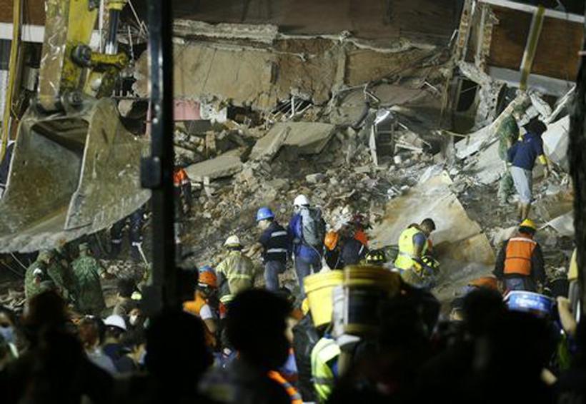 Hasta el momento, suman 225 muertos por sismo | El Imparcial de Oaxaca