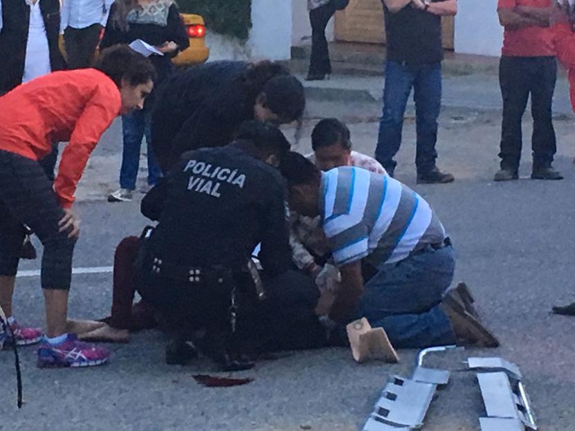 Arrollan a motoristas en San Felipe del Agua, Oaxaca   El Imparcial de Oaxaca