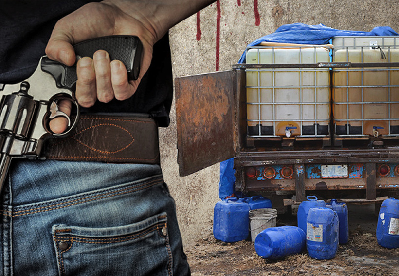 Detienen a 3 personas por extracción de petróleo   El Imparcial de Oaxaca