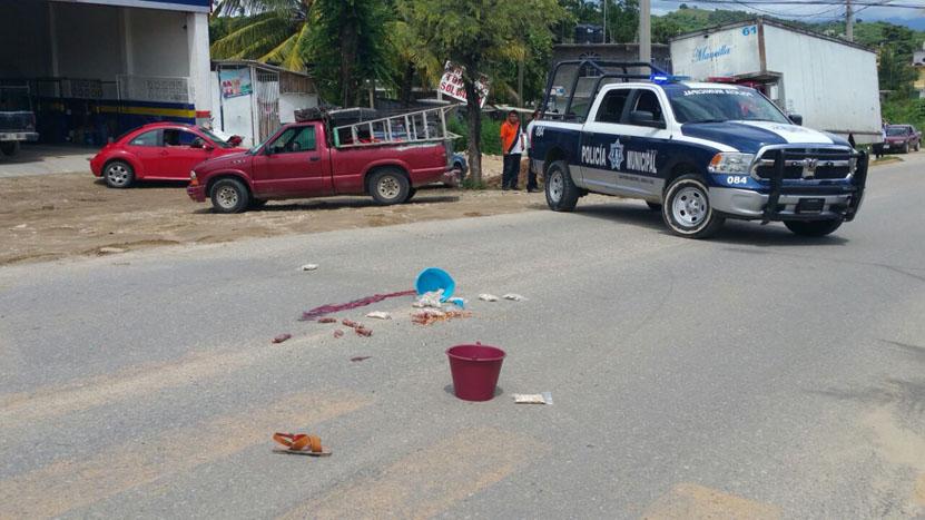 Embisten a transeúnte en Puerto Escondido, Oaxaca | El Imparcial de Oaxaca
