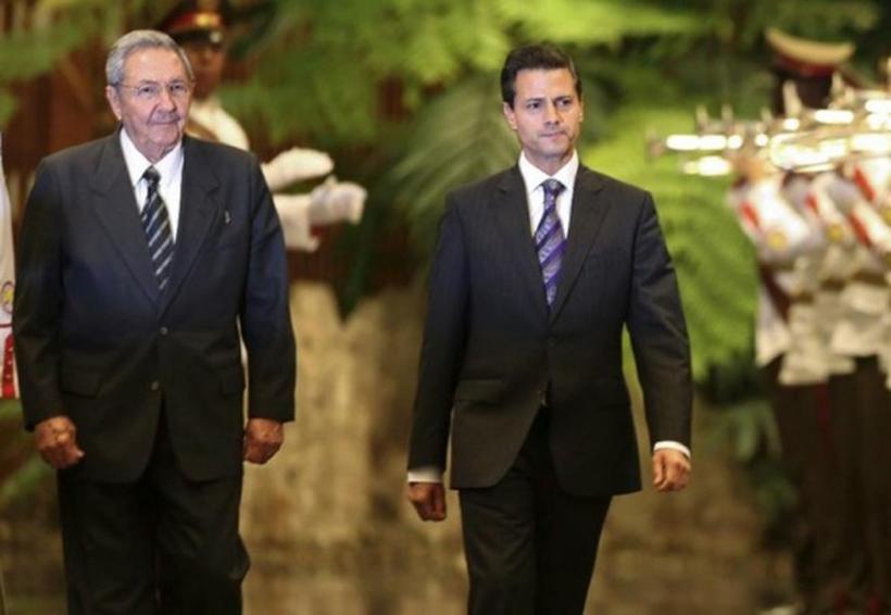 Cuba se solidariza y ofrece ayuda a México | El Imparcial de Oaxaca