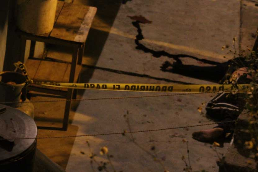Cae y muere un urbanero en la agencia San Felipe del Agua | El Imparcial de Oaxaca
