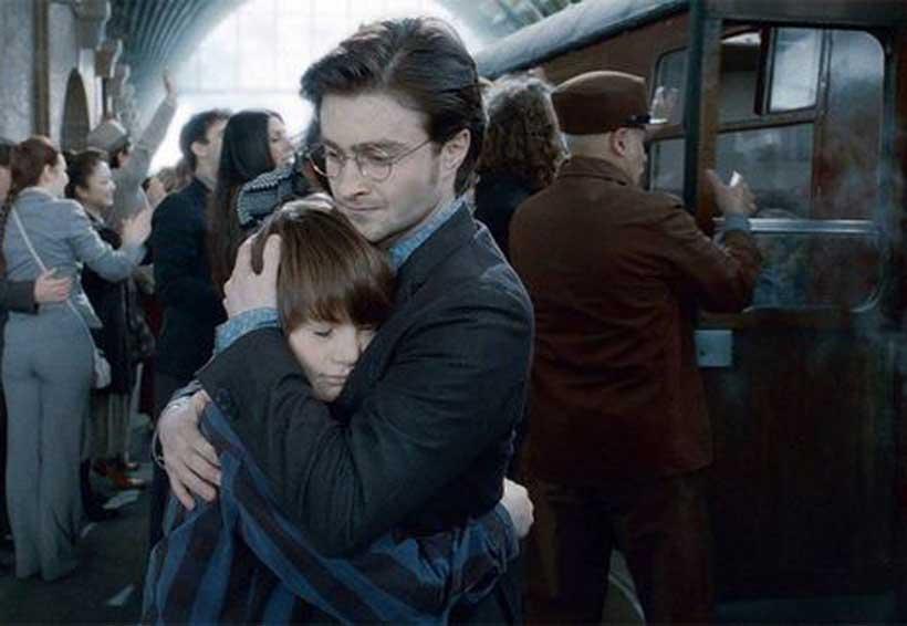 Hoy es el día: Hijo de Harry Potter va a Hogwarts   El Imparcial de Oaxaca