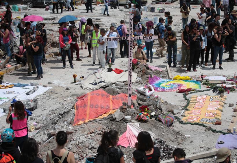 Sismo del 19 de septiembre deja hasta el momento 324 muertos | El Imparcial de Oaxaca