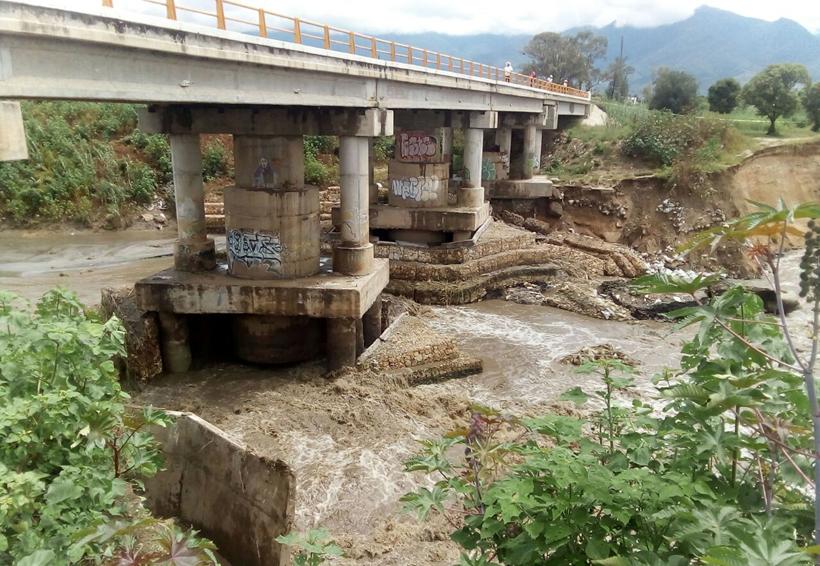Reportan daños en 90 municipios de Oaxaca por lluvias | El Imparcial de Oaxaca