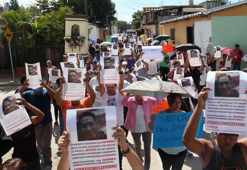 Exigen se aclare caso de homicidio en separos de Santa Lucía del Camino, Oaxaca | El Imparcial de Oaxaca