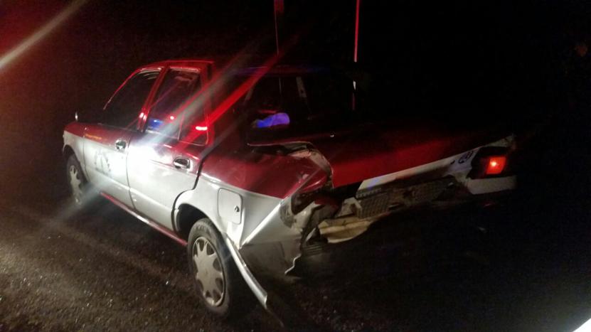 Se impacta contra  taxi en Zapotitlán, Oaxaca | El Imparcial de Oaxaca