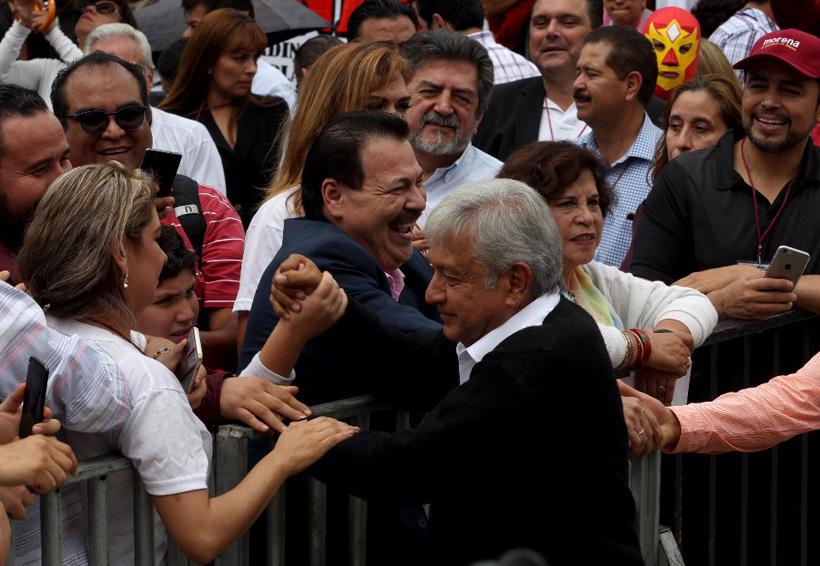 Desesperada y oportunista la propuesta del Frente Ciudadano: AMLO   El Imparcial de Oaxaca