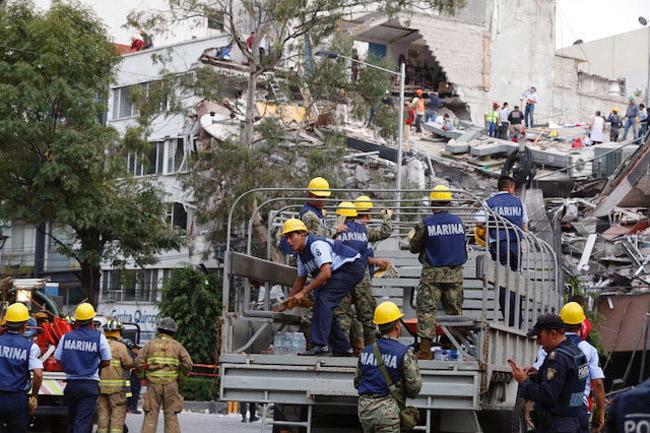 Presidentes reaccionan al sismo de 7.1 en México | El Imparcial de Oaxaca