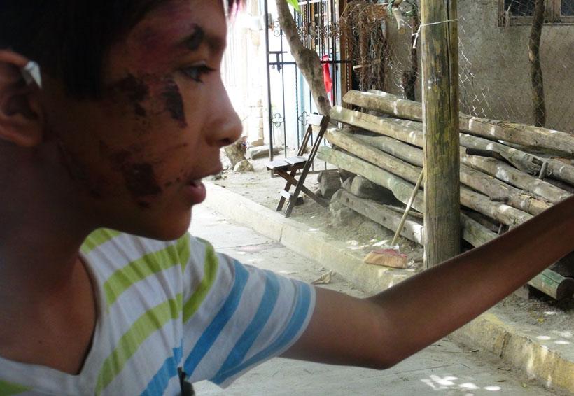 Tras el sismo de 8.2, Josué vuelve de la muerte | El Imparcial de Oaxaca