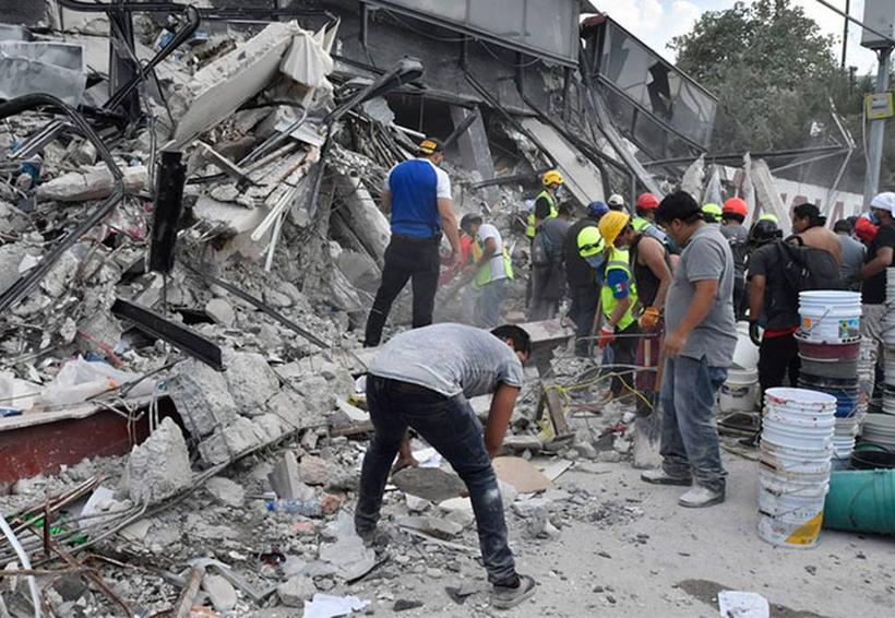 Suman 31 réplicas del sismo de 7.1 grados :SSN | El Imparcial de Oaxaca
