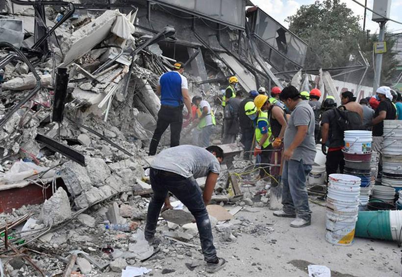 Tres días de luto nacional por víctimas de sismo | El Imparcial de Oaxaca