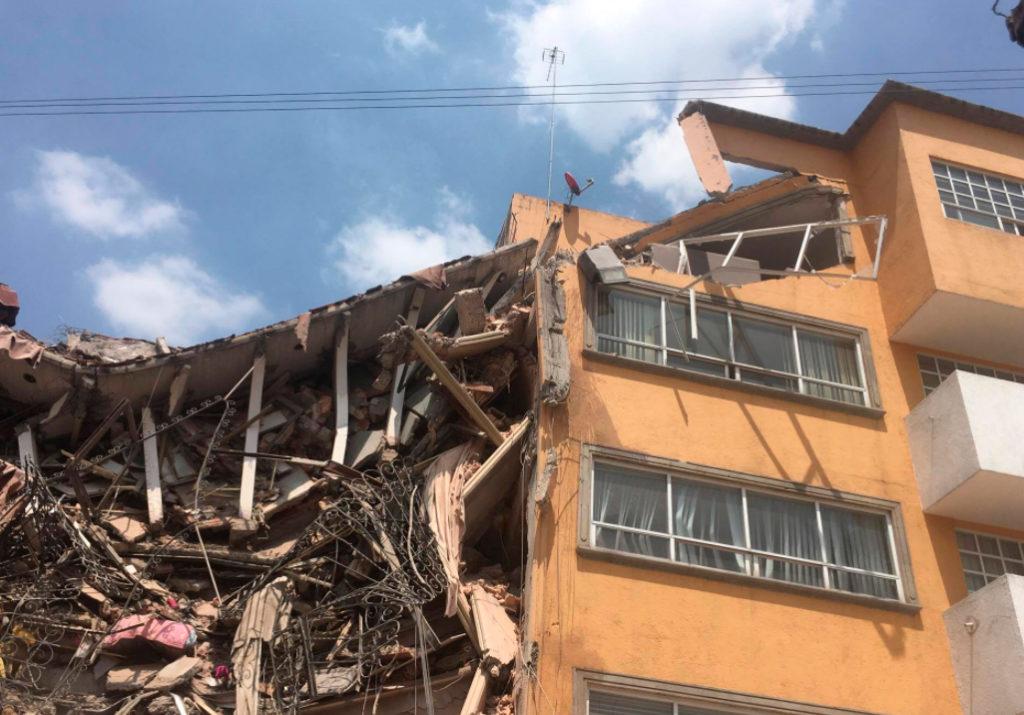 Van más de 100 muertos por sismo de 7.1 grados | El Imparcial de Oaxaca