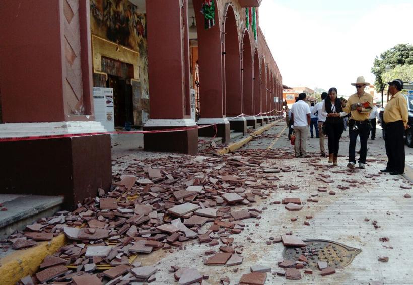 Huajuapan sobrevivió  al sismo… menos una persona  de Ayuquila | El Imparcial de Oaxaca