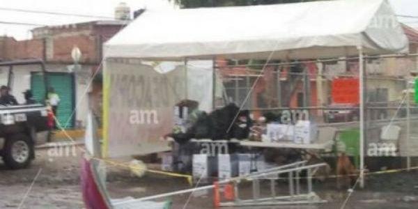 Balean centro de acopio para damnificados en Guanajuato | El Imparcial de Oaxaca