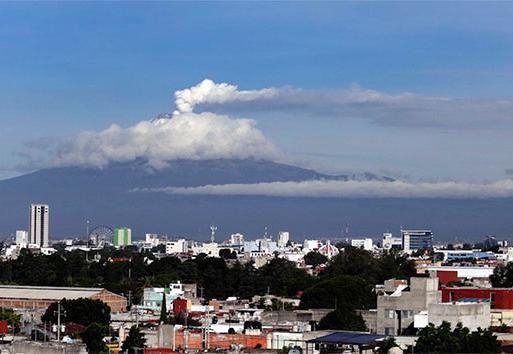 El Popocatépetl se mantiene en alerta amarilla | El Imparcial de Oaxaca