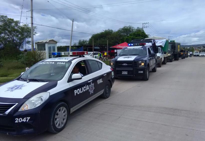 En la Mixteca despliegan operativo  por festejos patrios | El Imparcial de Oaxaca