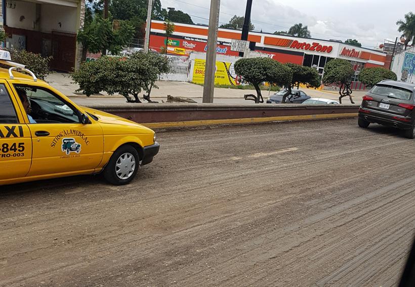 Obras públicas en Oaxaca provocan caos vial en la carretera 190 | El Imparcial de Oaxaca