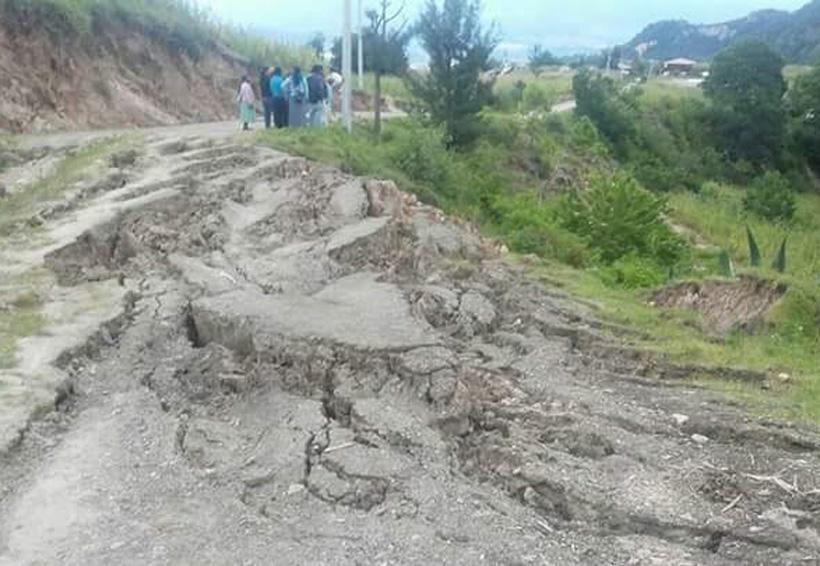 Sigue el recuento de daños en Tlaxiaco el tras sismo | El Imparcial de Oaxaca
