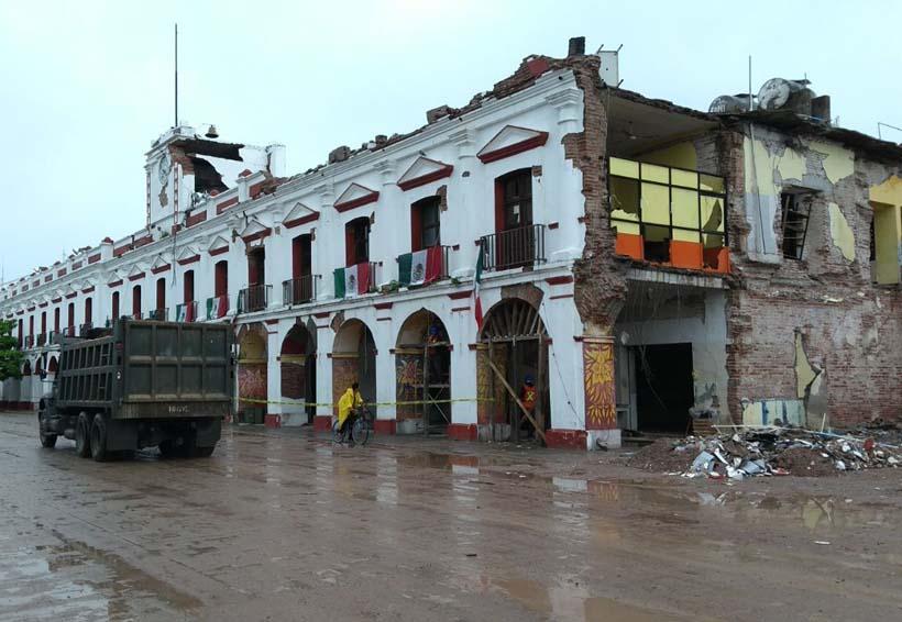 Inicia restauración del palacio de Juchitán, Oaxaca   El Imparcial de Oaxaca