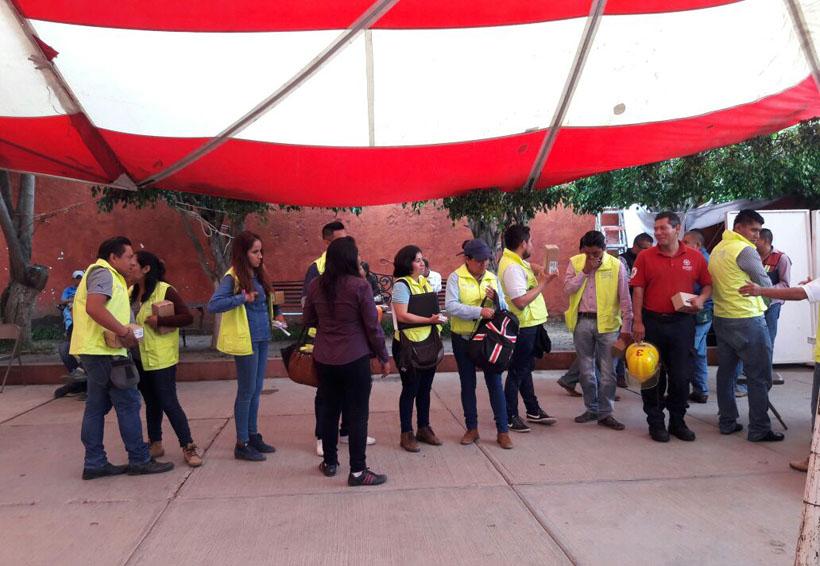 Inician clasificación de daños en viviendas de la Mixteca afectadas por sismos   El Imparcial de Oaxaca