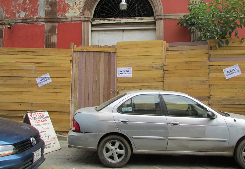 Reubican a artesanos de la Plaza Aldama en Oaxaca   El Imparcial de Oaxaca
