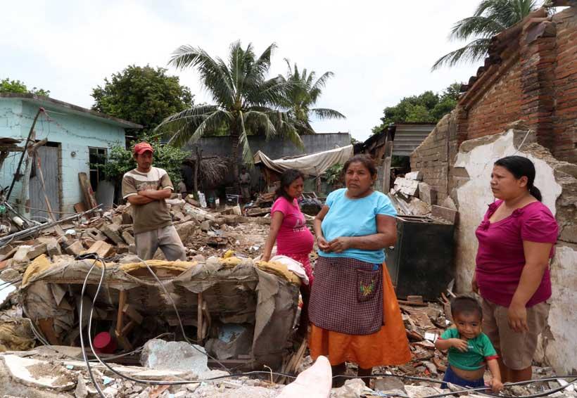 En el Istmo denuncian acaparamiento  de víveres por políticos | El Imparcial de Oaxaca