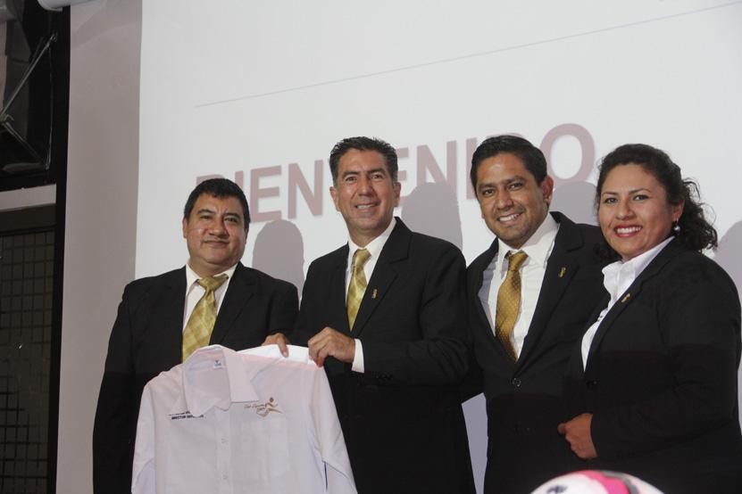 Tienen Chapulineros y Tigrillos nuevo director deportivo | El Imparcial de Oaxaca