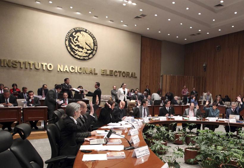 Sólo se inscribe uno para la candidatura independiente en Oaxaca: INE   El Imparcial de Oaxaca