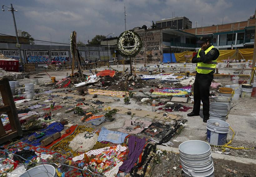 Empresa colapsada en el sismo retenía el pasaporte a extranjeras para obligarlas a trabajar | El Imparcial de Oaxaca