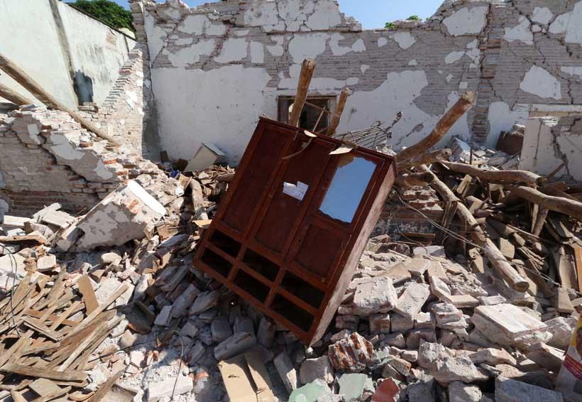 En el Istmo Sedatu cambia estatus de casas de daño total, a daño parcial | El Imparcial de Oaxaca