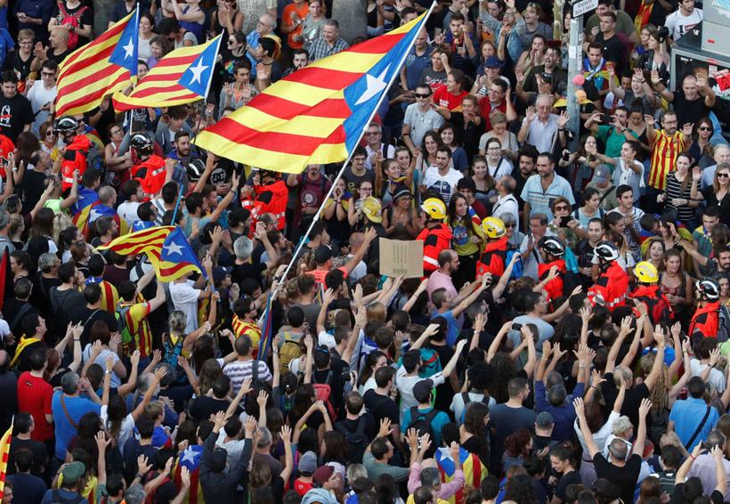 En referéndum 90.18% votó a favor de la independencia de Cataluña | El Imparcial de Oaxaca