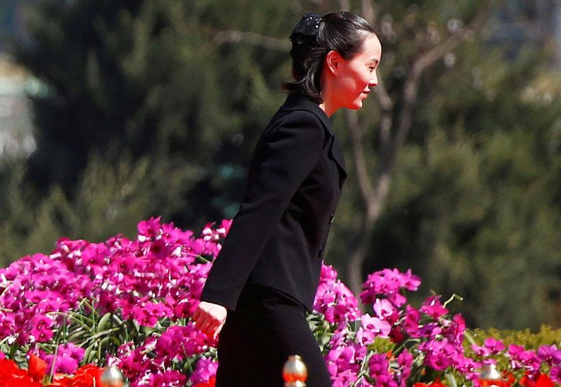 Kim Yo-Jong, hermana de Kim Jong-Un asciende en el poder de Corea del Norte   El Imparcial de Oaxaca