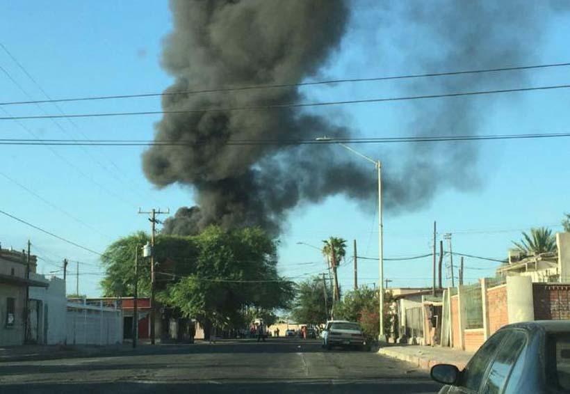 Arde tienda de abarrotes   El Imparcial de Oaxaca