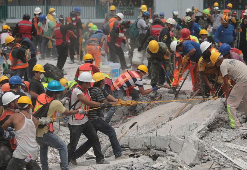 CNDH recibe 127 quejas por irregularidades tras sismo | El Imparcial de Oaxaca