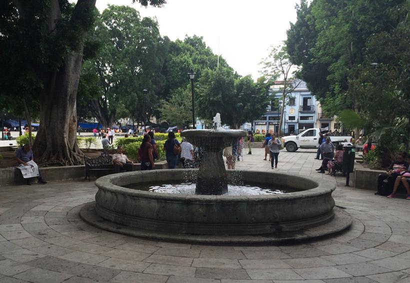Urge rehabilitar las fuentes en la capital de Oaxaca | El Imparcial de Oaxaca