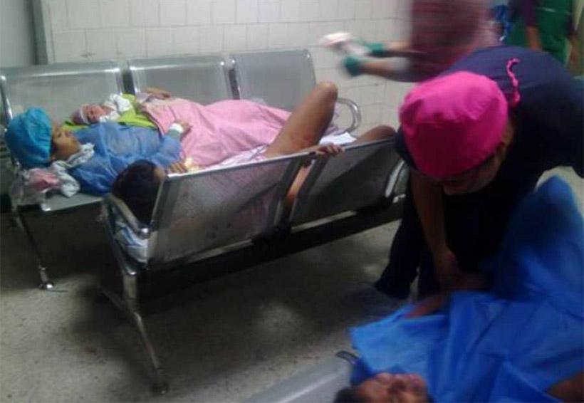 Mujeres dan a luz en sala de espera en Venezuela   El Imparcial de Oaxaca