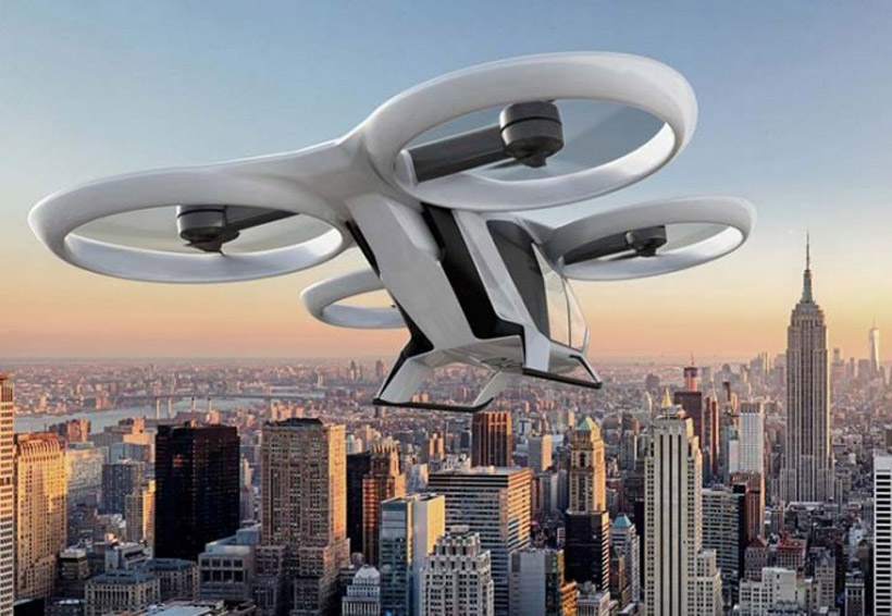 Airbus pondrá a prueba un concepto de taxi volador para finales de 2018   El Imparcial de Oaxaca