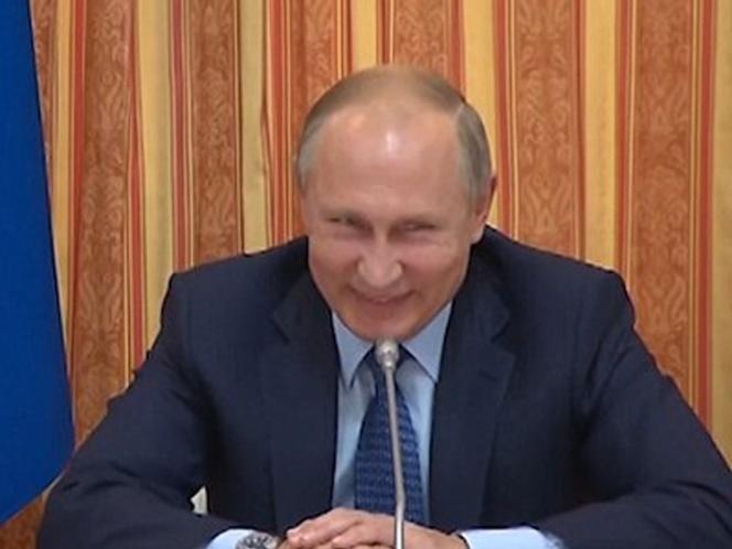 Video: Vladimir Putin se burla de ministro por error durante discurso | El Imparcial de Oaxaca