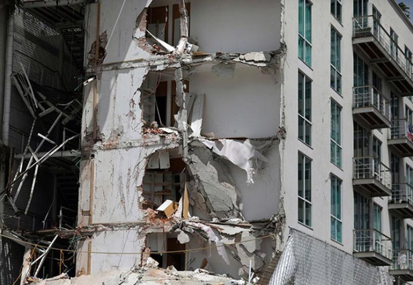 Explican ingenieros chilenos colapso de edificaciones en México   El Imparcial de Oaxaca