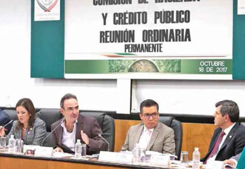 Ajustan, por sismo, la Ley de Ingresos   El Imparcial de Oaxaca