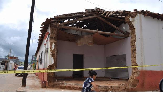 SHCP confirma activación de bono catastrófico para sismo del 7 de septiembre   El Imparcial de Oaxaca