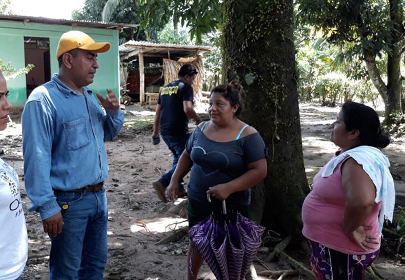 Jacatepec recibe víveres para damnificados de Emiliano Zapata | El Imparcial de Oaxaca