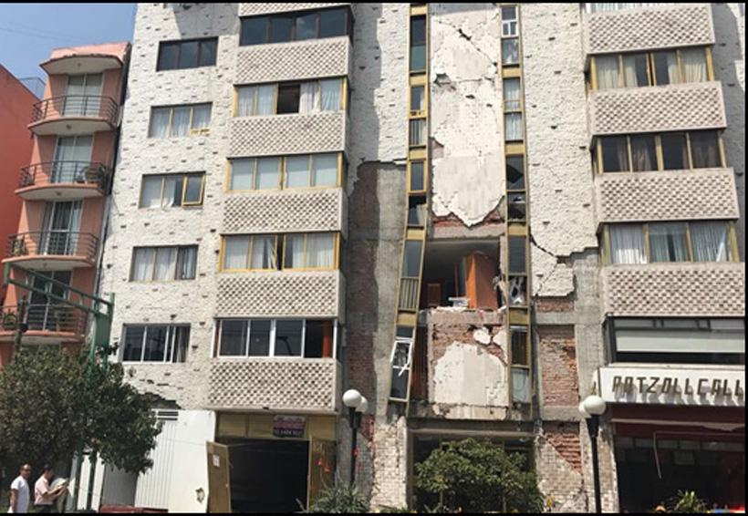 Ciudadanos presentan denuncia penal por muerte y daños por sismo | El Imparcial de Oaxaca