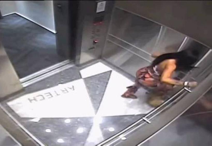 Video: Golpea brutalmente a su perro en un elevador | El Imparcial de Oaxaca